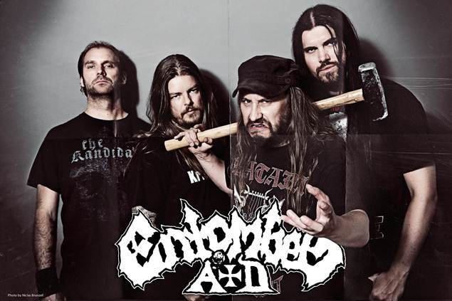 Entombed A.D. Live In Sacramento Video Streaming On Line
