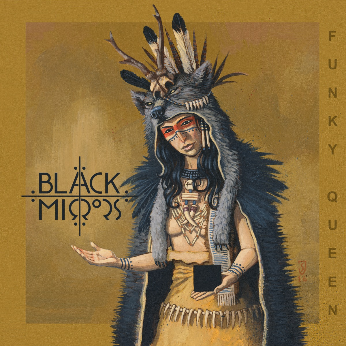Black Mirrors Release First LyricVideo