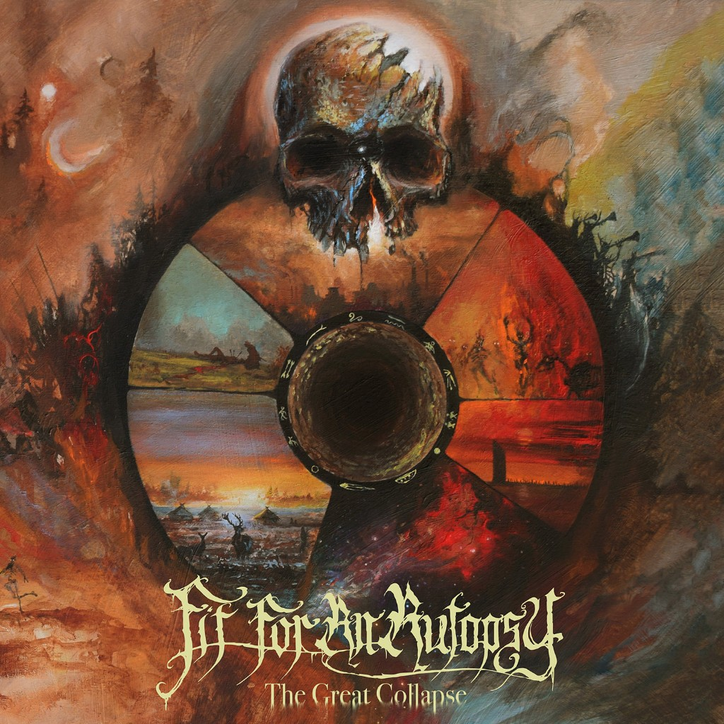 Fit For An Autopsy Announce New LP Plans