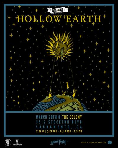 hollow-earth