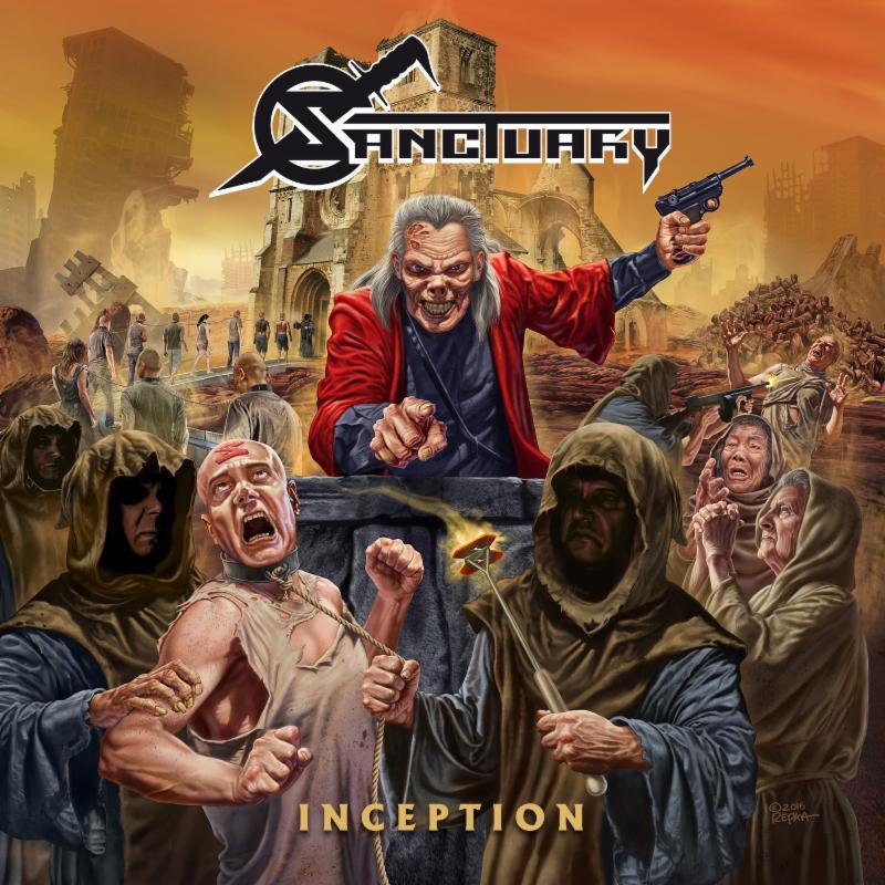 "Sanctuary launch ""Dream Of The Incubus"" lyricvideo!"