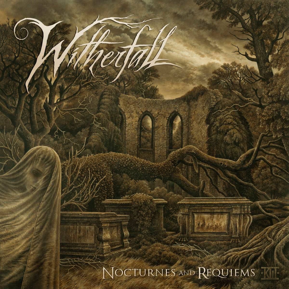 """Witherfall Debut Album """"Nocturnes And Requiems"""" AvailableToday"""