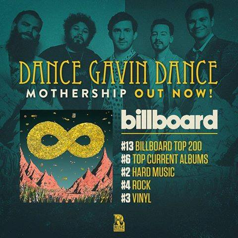 "Dance Gavin Dance Unveil ""Inspire The Liars"" Video"