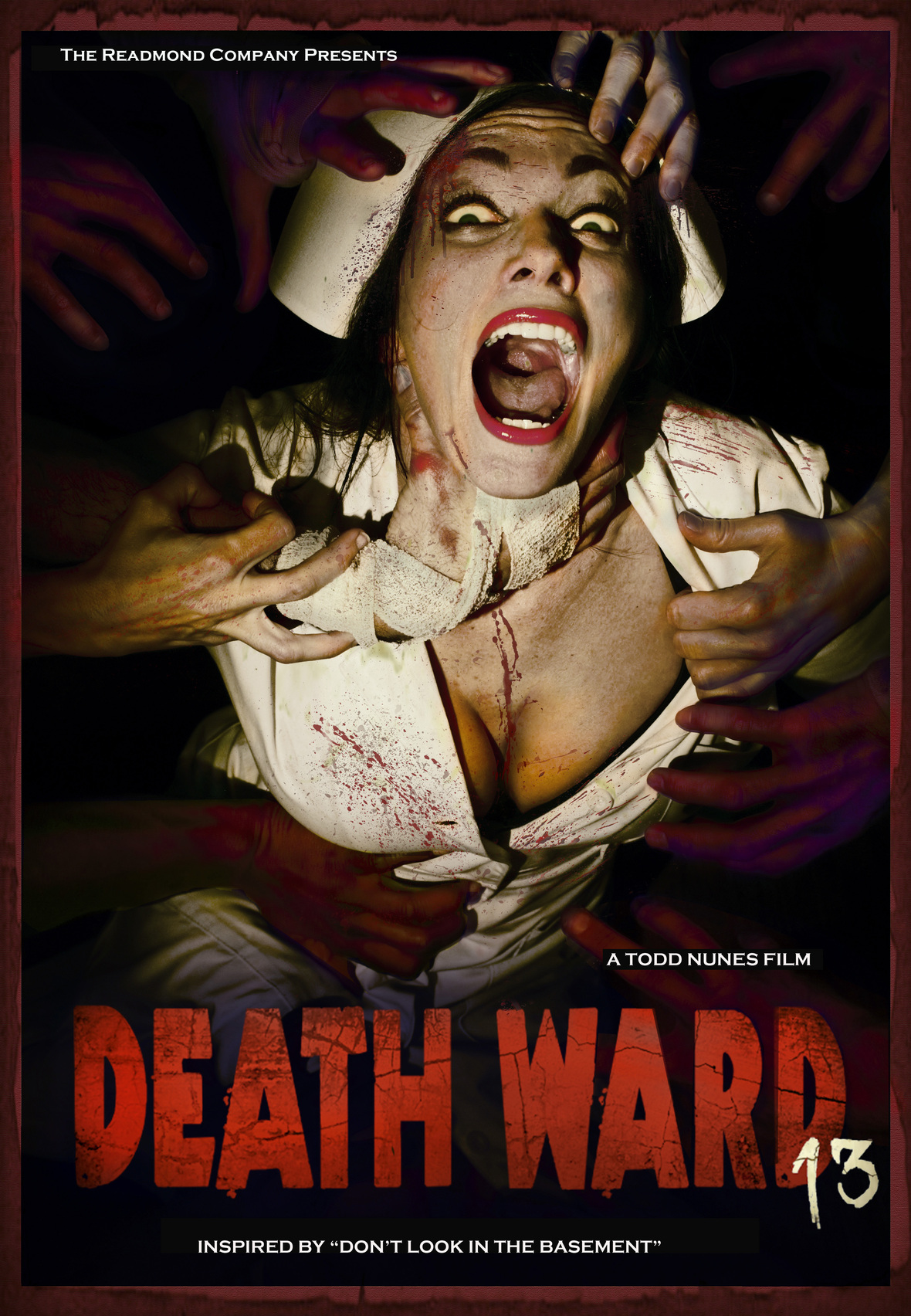 Misfits Guitarist Doyle to star in Death Ward13