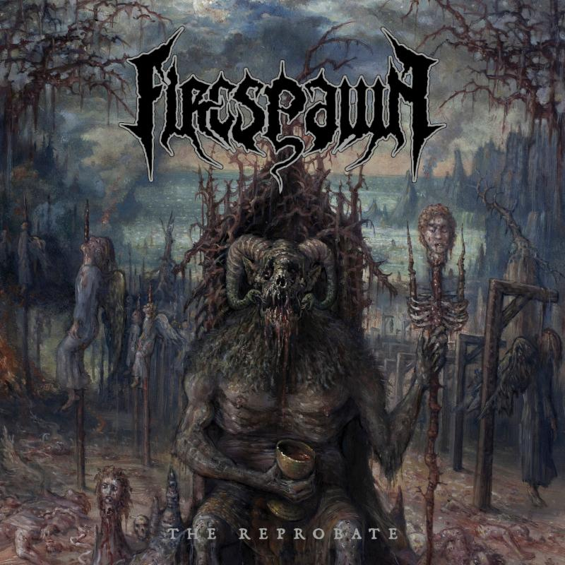 """Firespawn release """"Death By Impalement"""" off new album 'The Reprobate'!"""
