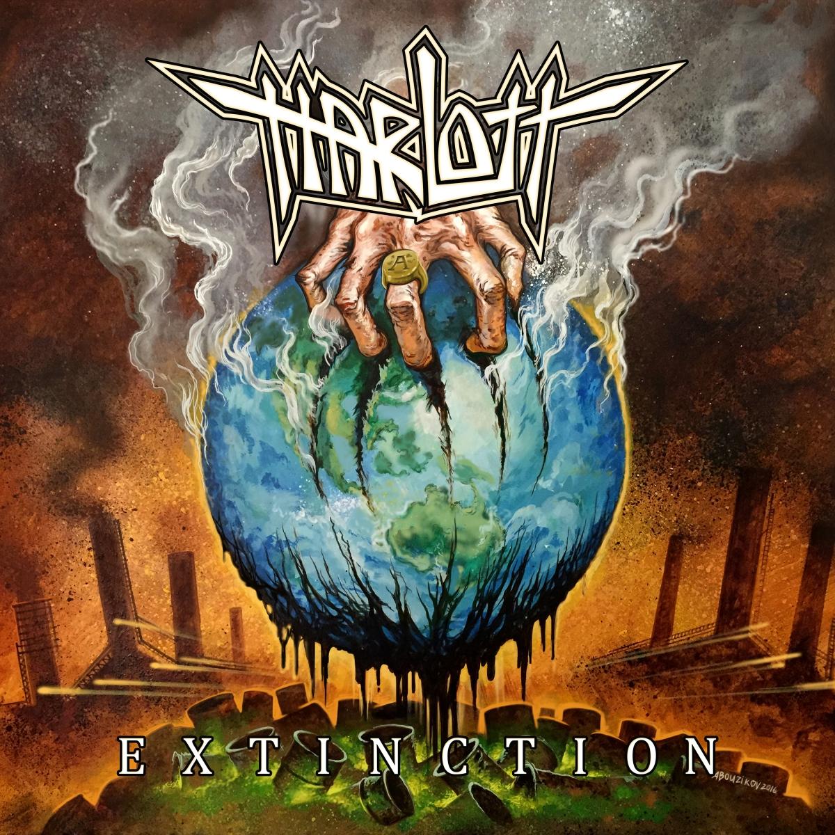 """Harlott """"Extinction"""""""