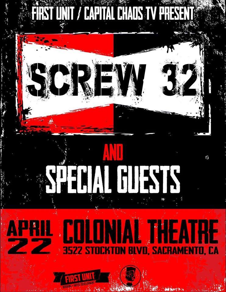 screw 32