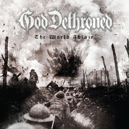 God Dethroned releases first single of new album 'The WorldAblaze'