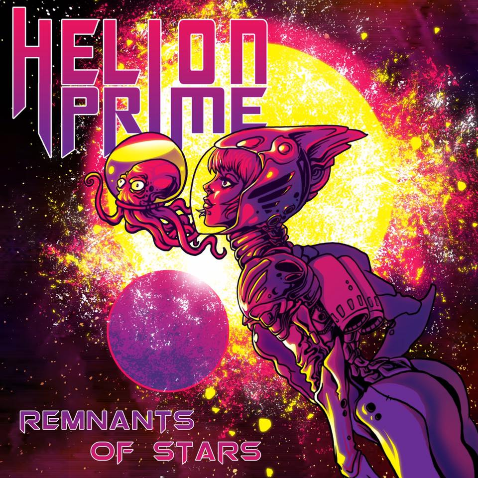 "Watch"" Helion Prime Perform A Full Set Of Sci Fi Power Metal In Sacramento, California"