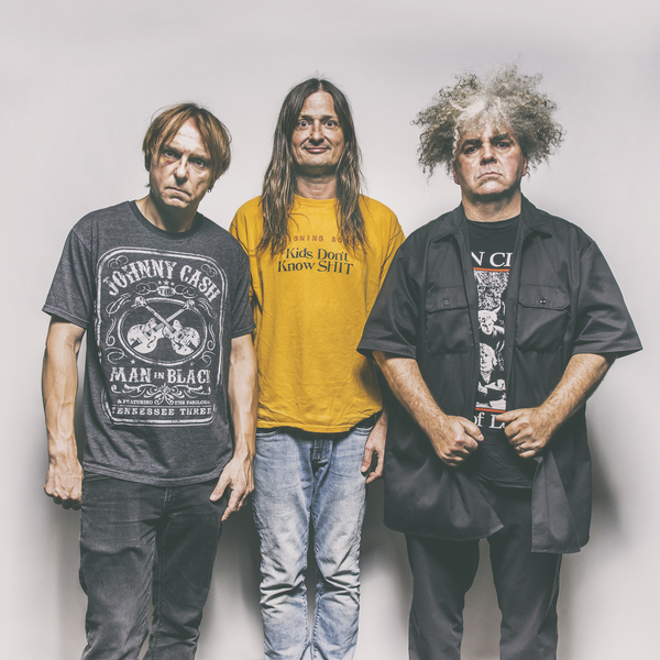 The Melvins Announce 12-Week North American Tour