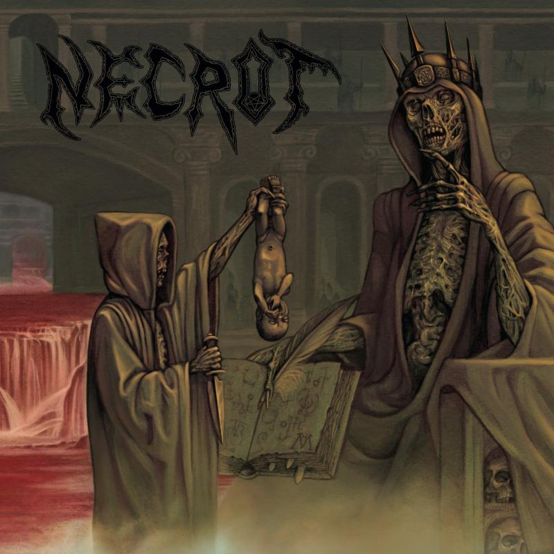 Oakland Death Merchants Necrot To Release Blood Offerings Via Tankcrimes