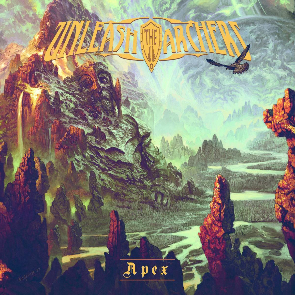 Unleash The Archers Release First Track & Music Video From UpcomingAlbum