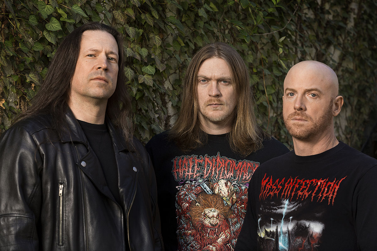 "Dying Fetus Share ""Panic Amongst The Herd"" Music Video"