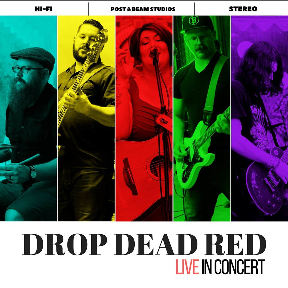 Watch: Drop Dead Red Perform Live In Sacramento, California