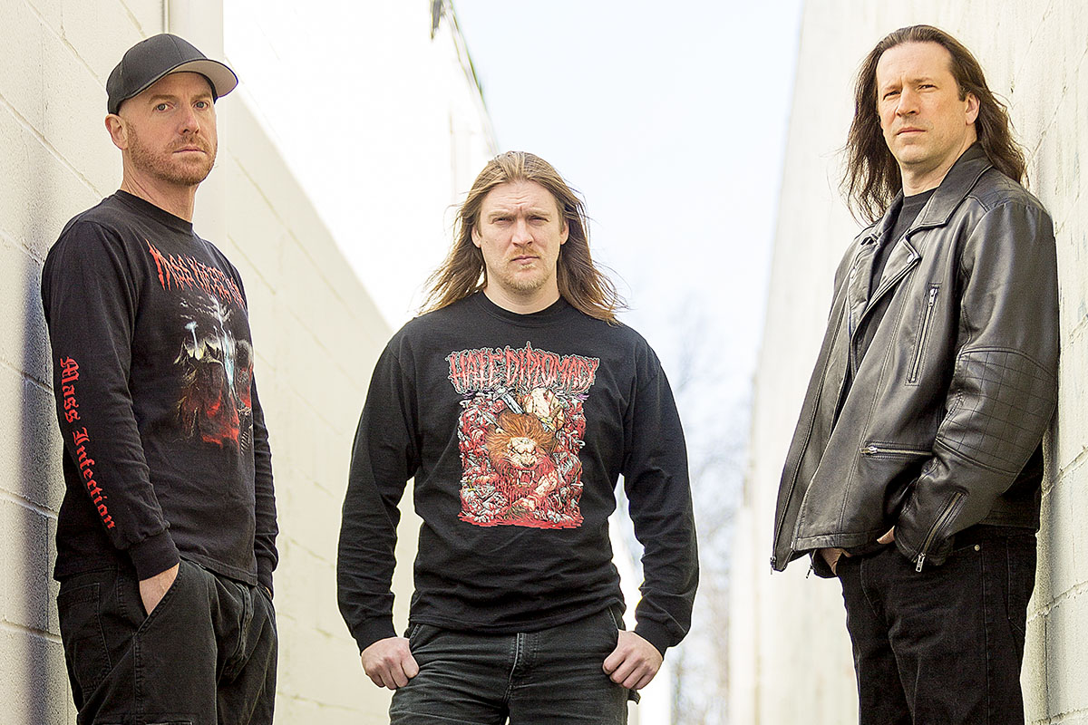 A conversation with John Gallagher of Dying Fetus
