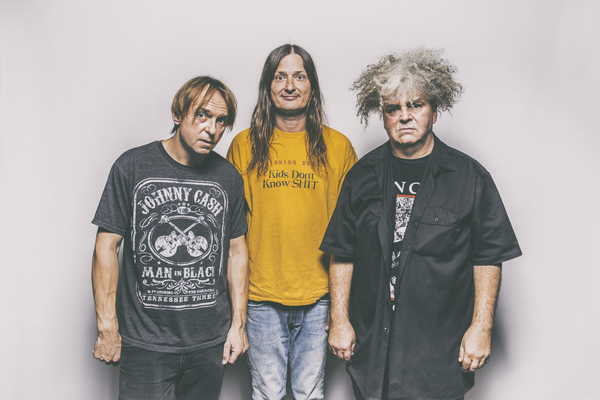 """The Melvins Stream """"What's Wrong WithYou"""""""