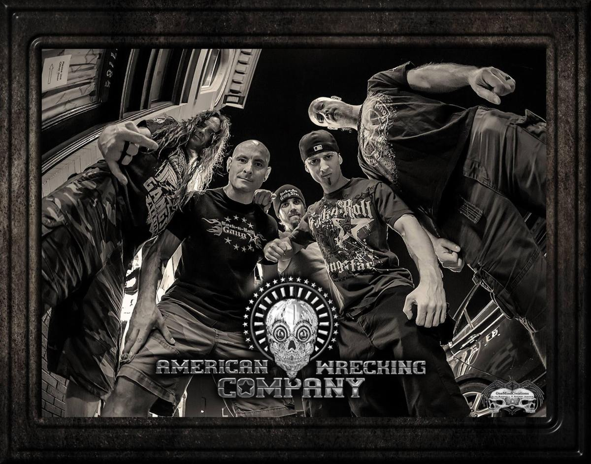 American Wrecking Company's 'Everything and Nothing' coming August18