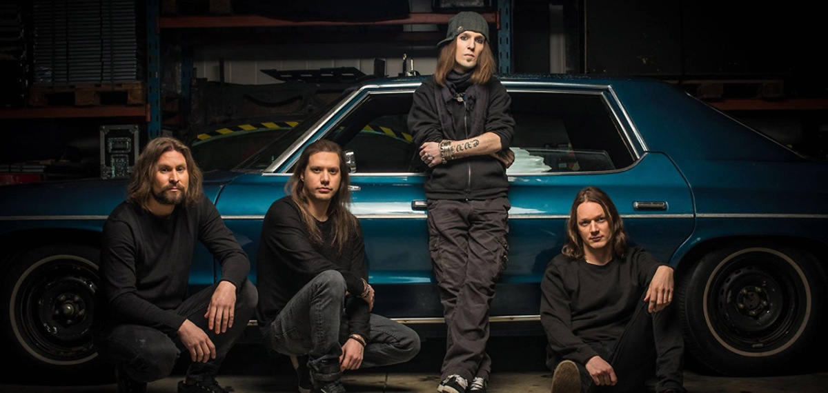 Children Of Bodom Announce 20 Years Down & Dirty Anniversary Tour!