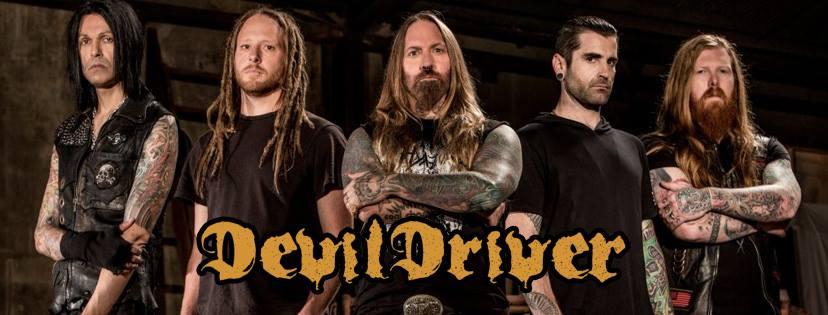 """DevilDriver Teams Up With Superjoint For """"The Broken BonesTour"""