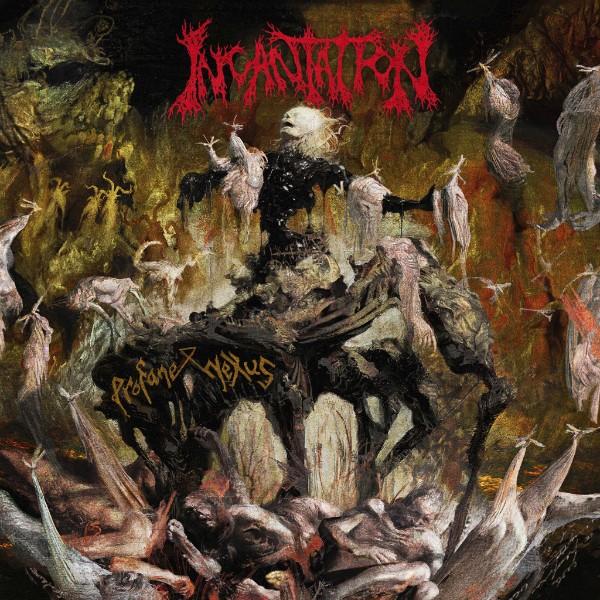 "Incantation Share New Video ""MessiahNostrum"""