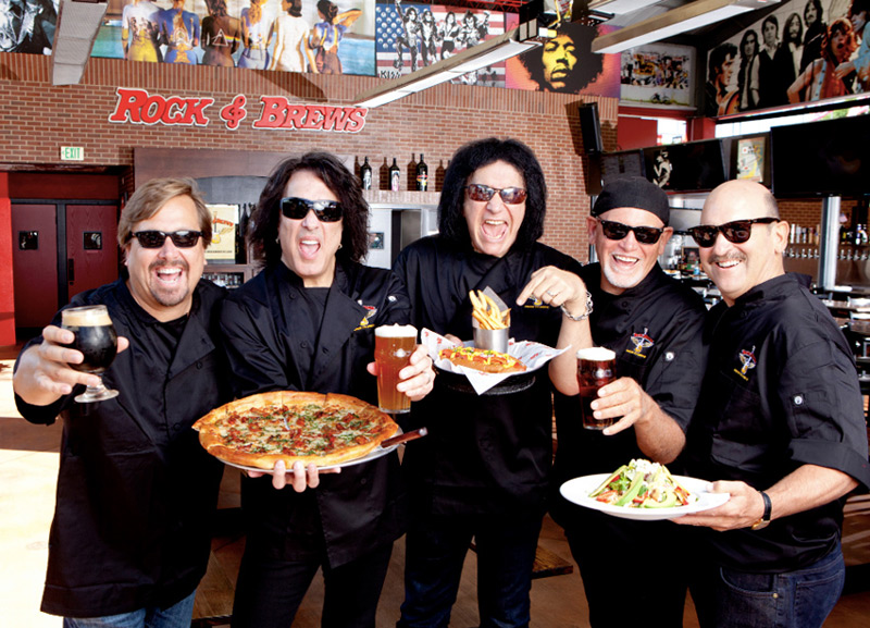 KISS's Gene Simmons is opening a restaurant inVacaville.