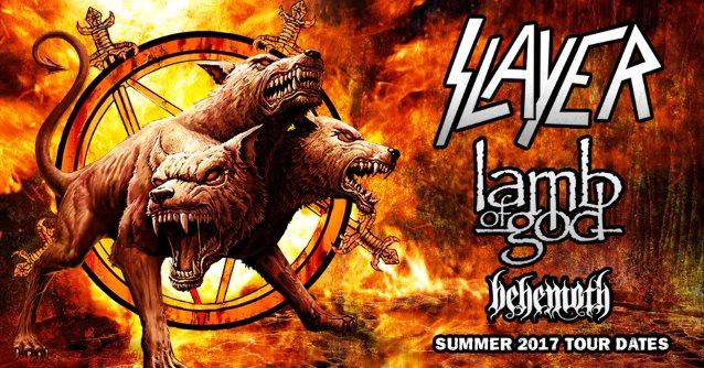 Watch Slayer Reign In Blood On JimmyFallon