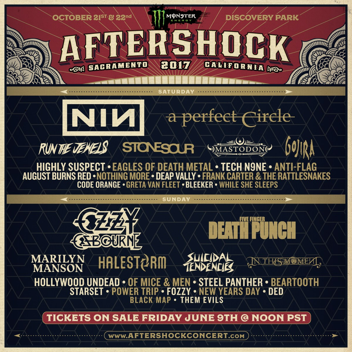 Everything You Need to Know About Aftershock Music Festival