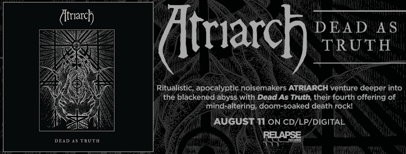 Atriach Announce US Headline Tour Dates