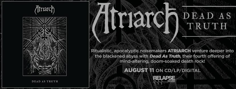 Atriach Announce US Headline TourDates