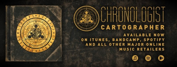 """Chronologist Launch """"Cartographer"""" Visualizer Video Off of DebutLP"""