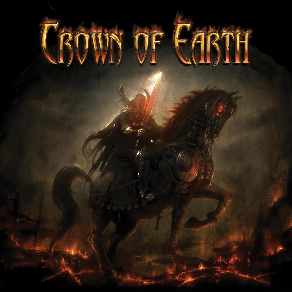 Vocalist Danny Knight of Philadelphia's Crown Of EarthInterviewed