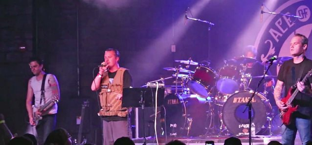 Watch Dead Cross Perform Live In Sacramento, California