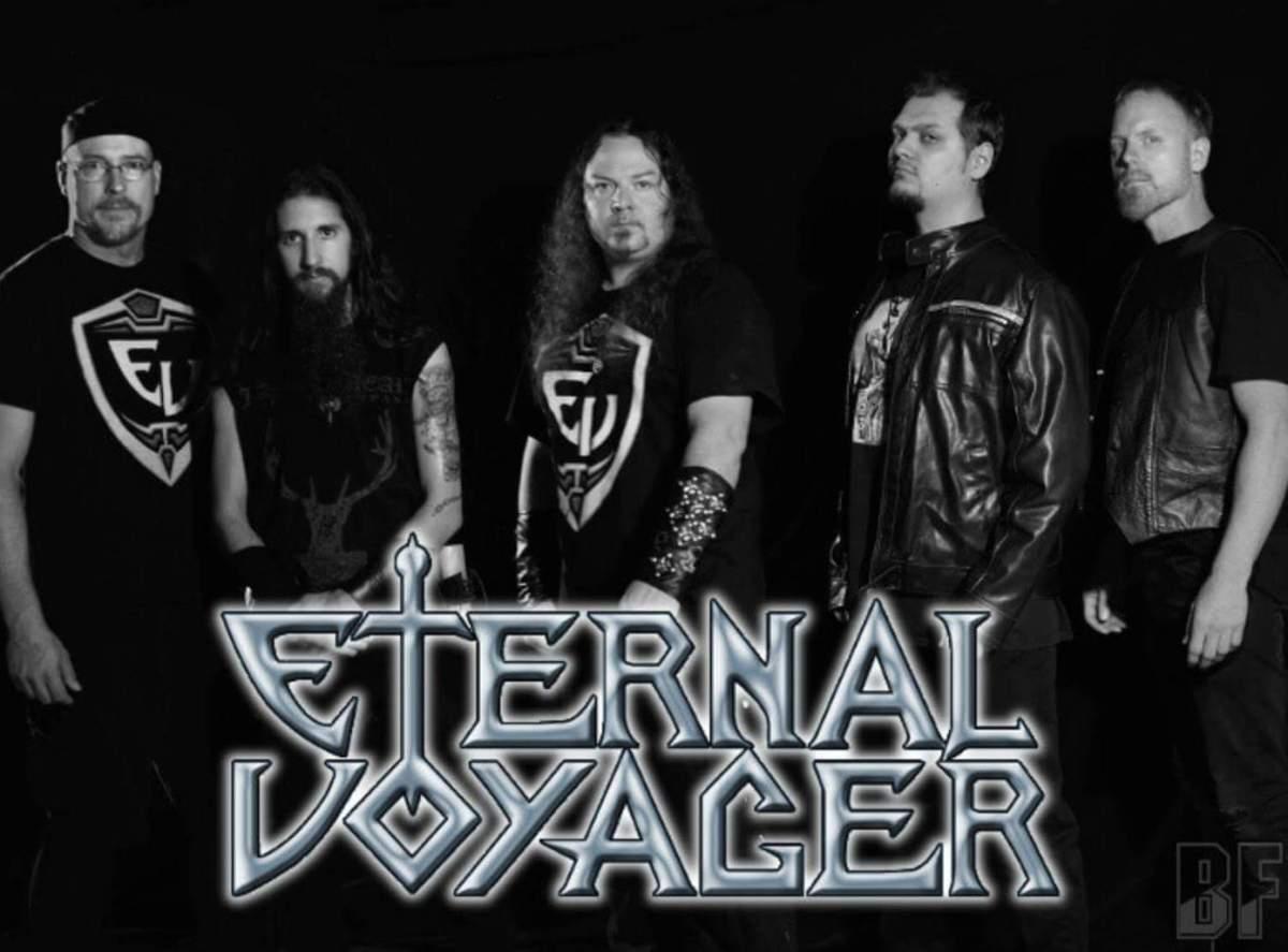 Interview with ETERNAL VOYAGER guitarist BrianBlake