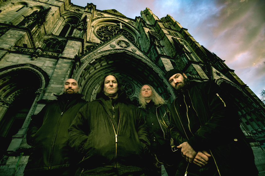 """IMMOLATION release """"When The Jackals Come"""" musicvideo"""