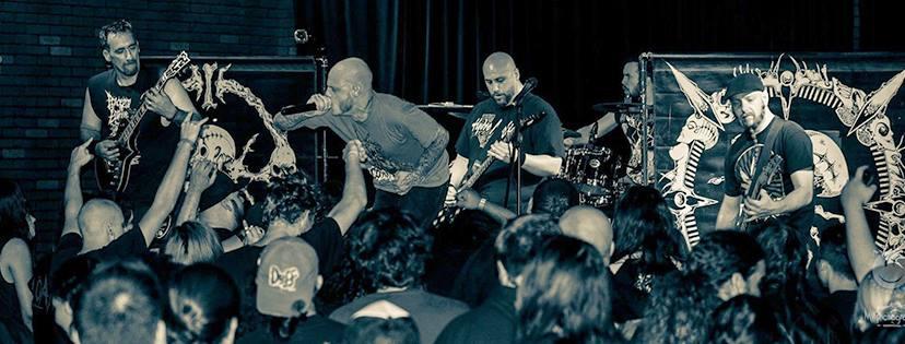 Internal Bleeding Announces New Drummer Following Bill Tolley'sPassing