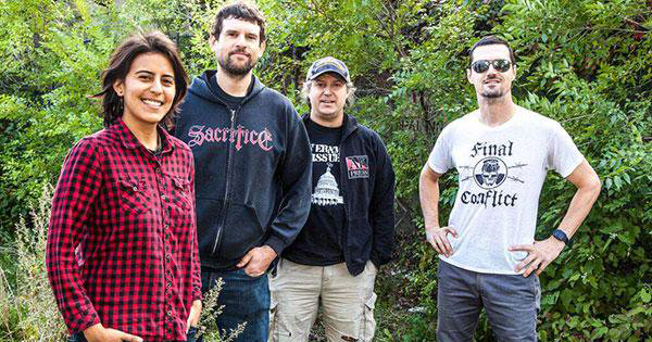 New Shit From Propagandhi