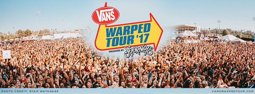 Christopher Bowes of Alestorm Interviewed @ Vans Warped Tour 2017