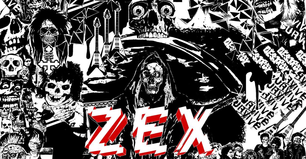 Watch The New Music Video From Zex