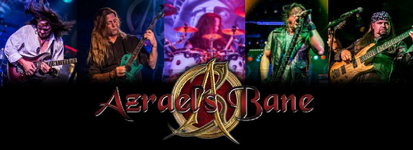 Azrael's Bane vocalist Trey Gadlergrilled.