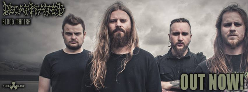 Decapitated Accused Of Gang Raping A Woman On Their Tour Bus