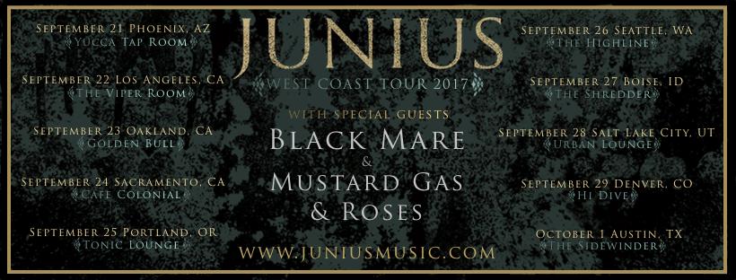 Junius at Cafe Colonial – Sacramento,California
