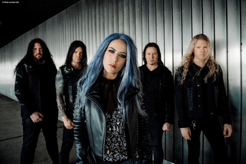 "Arch Enemy Debut New Music Video for Single, ""The Race"""