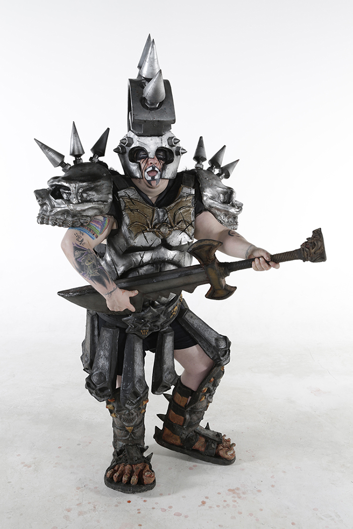 "Beefcake the Mighty of GWAR Interviewed ""I would Vajazzle her to death."""