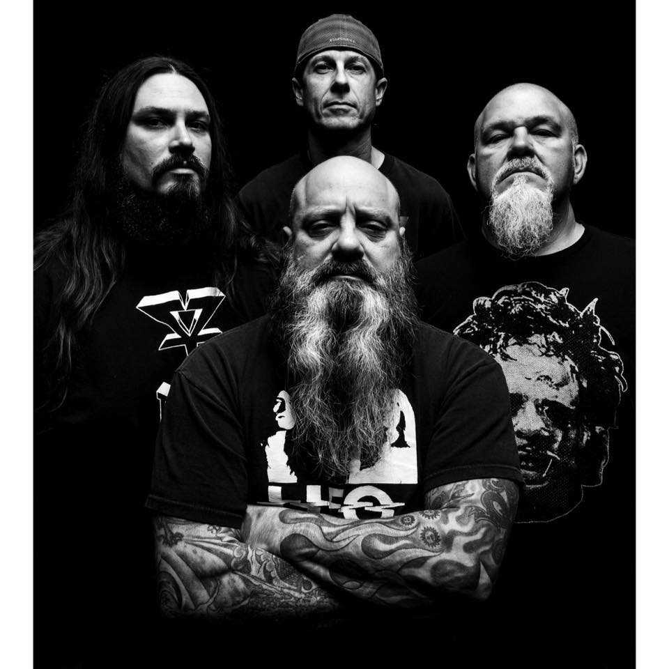 Kirk Windstein of Crowbar Interviewed in Sacramento, California