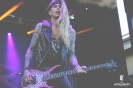 Lexxi Foxx of Steel Panther @ Aftershock 2017
