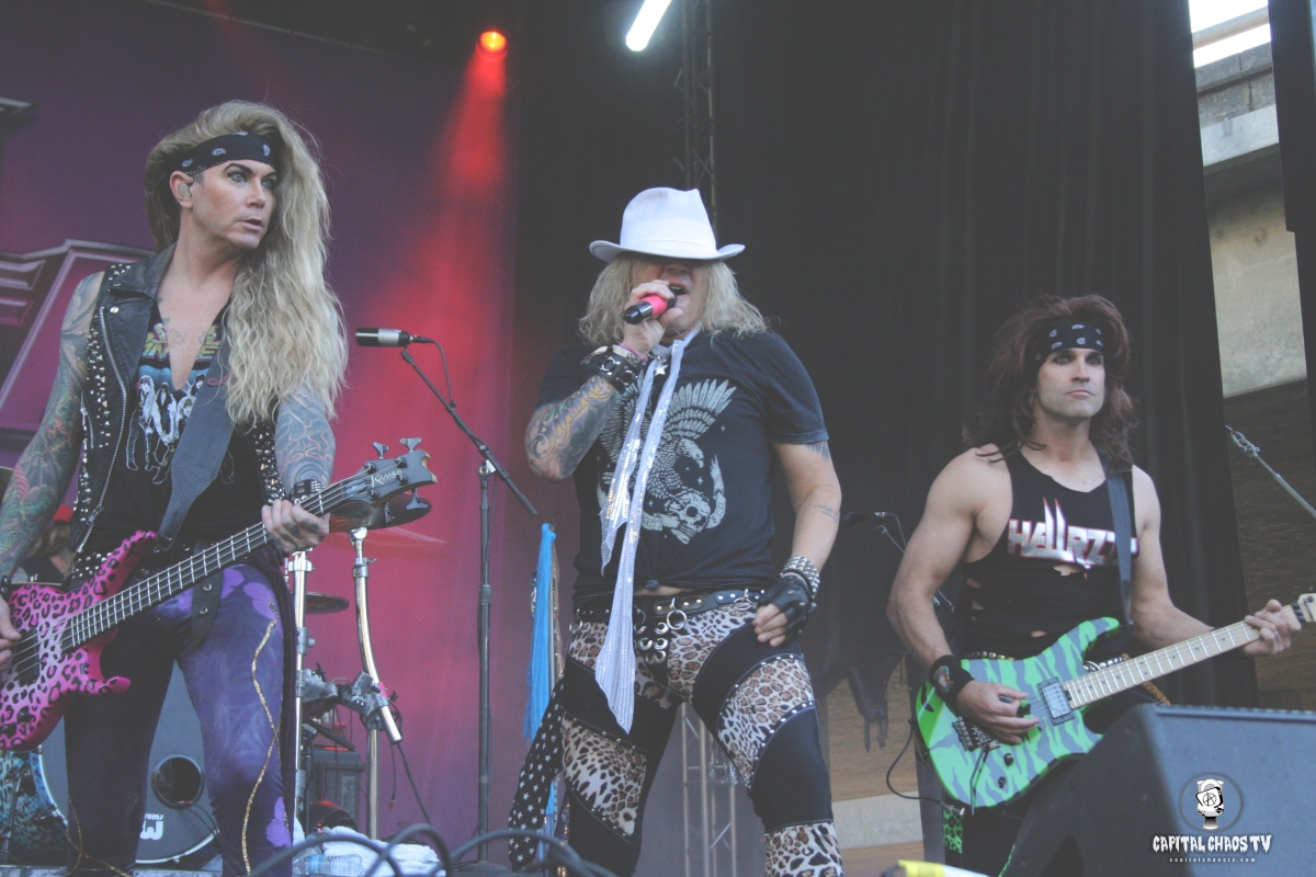 Concert Photo Review: Steel Panther @ Aftershock 2017