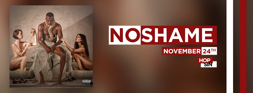 "Hopsin Releases 8th Album 'No Shame"" & ""ILL Mind of Hopsin 9"" Music Video"