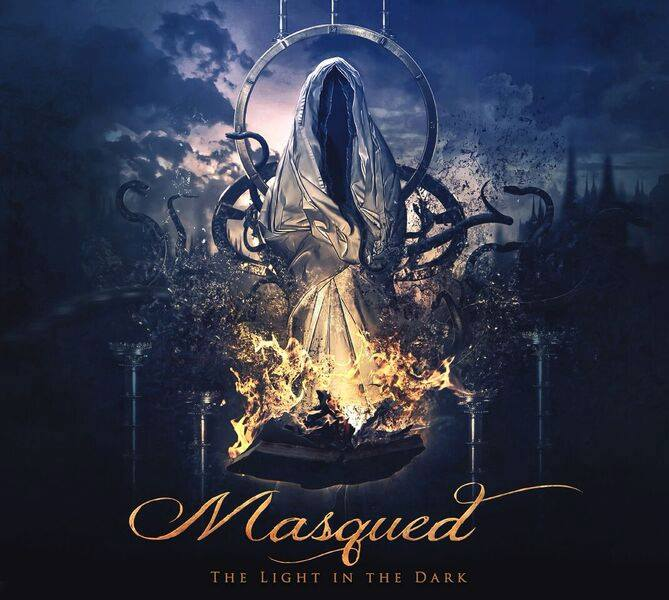 MASQUED Guitarist Eric HalpernInterrogated