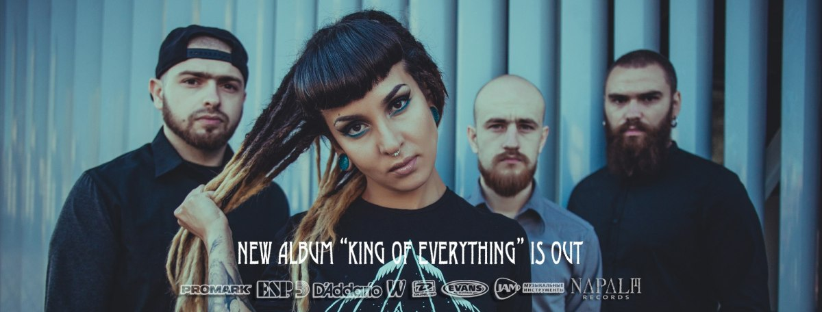 JINJER Announce North American Tour With Cradle OfFilth!