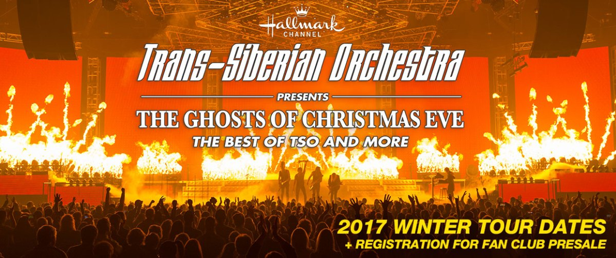 New Quality Fan Filmed Video of TRANS SIBERIAN ORCHESTRA in Sacramento, California